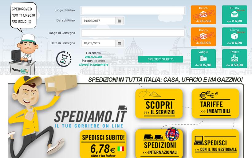 Come spedire online a meno di 6€