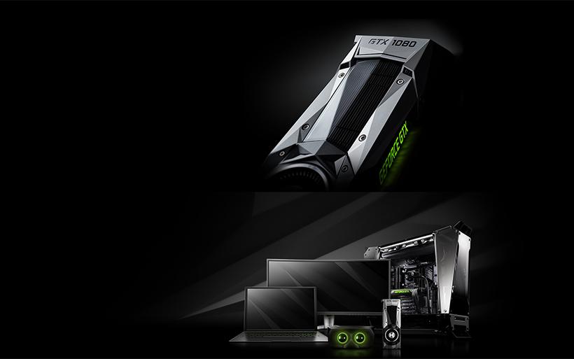 Serie Nvidia GTX 10, 1060 1070 e 1080 a confronto