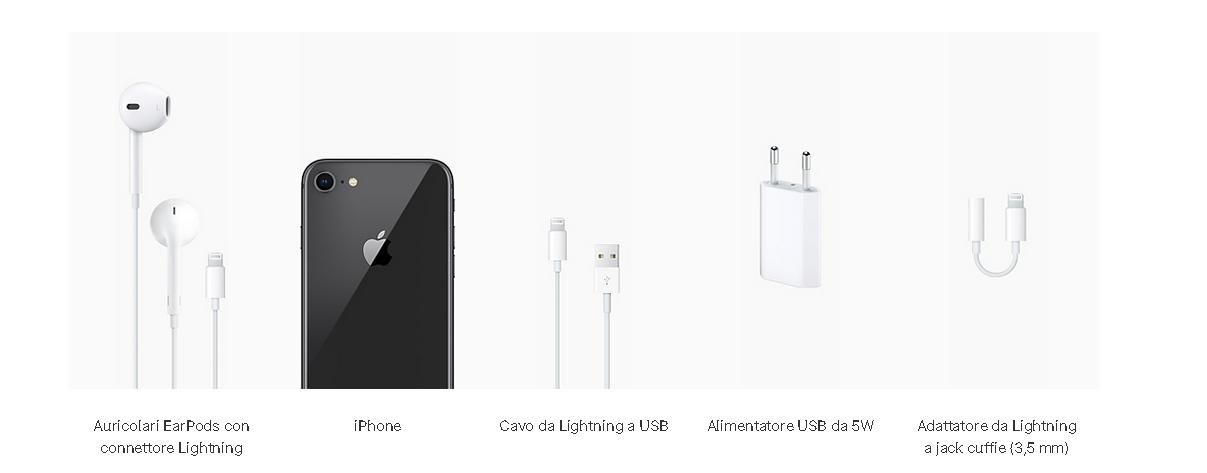 iphone-8-scatola Apple presenta iPhone 8, iPhone 8 Plus