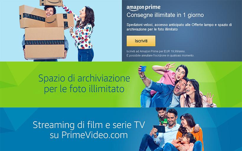 Perché scegliere Amazon Prime! Tutti i benefici del servizio