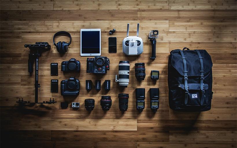 I migliori accessori che un fotografo deve avere a disposizione