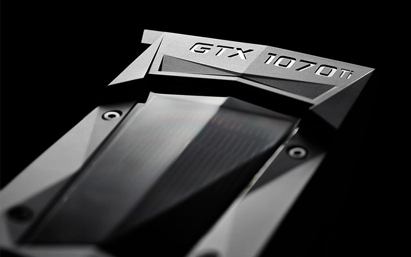 Nvidia annuncia la nuova scheda video GTX 1070 Ti