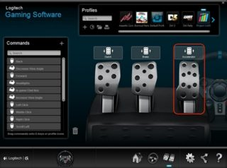 Sensibilità-pedali-g29-320x238 Recensione completa del Logitech G29 per PC, PS3 e PS4