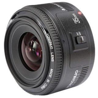 Yongnuo-yn35-mm-Canon-320x320 Recensione obiettivo 35mm per Canon, Yongnuo yn35
