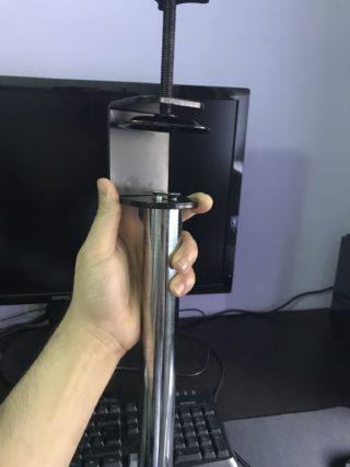 arti-z1-supporto-monitor-5-320x427 Recensione braccio per monitor 13-32 pollici Arctic Z1