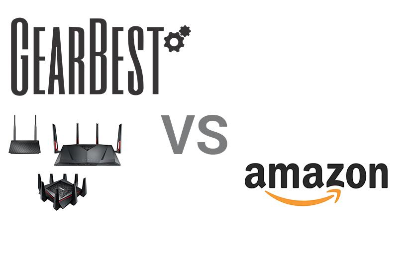 Router Asus al miglior prezzo su Gearbest!