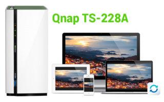 Recensione Qnap TS-228A, il miglior Nas entry level