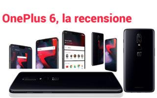 """Recensione-smartphone-Android-OnePlus-6-320x200 Prevendita Cubot X20 Pro, il nuovo smartphone """"quasi"""" clone di iPhone 11!"""