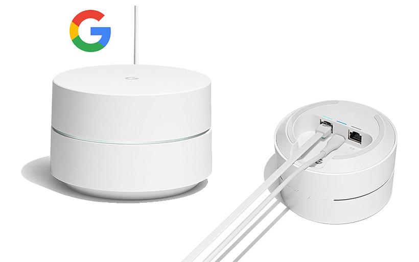 Scheda tecnica Google Wifi, router wifi fino a 1.2 Gbps di ultima generazione