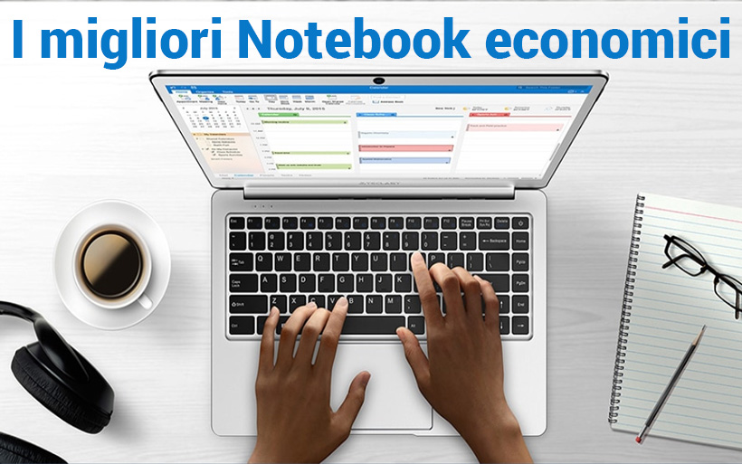 I migliori Notebook economici Cinesi con Windows 10