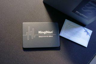 KingDian-240GB-Sata-III-1-e1552903526489-320x215 Recensione KingDian 240GB Sata III, l'ssd più economico