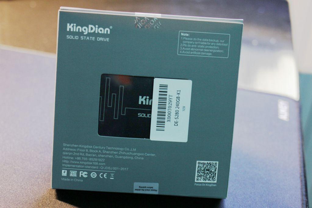 KingDian-240GB-Sata-III-4 Recensione KingDian 240GB Sata III, l'ssd più economico