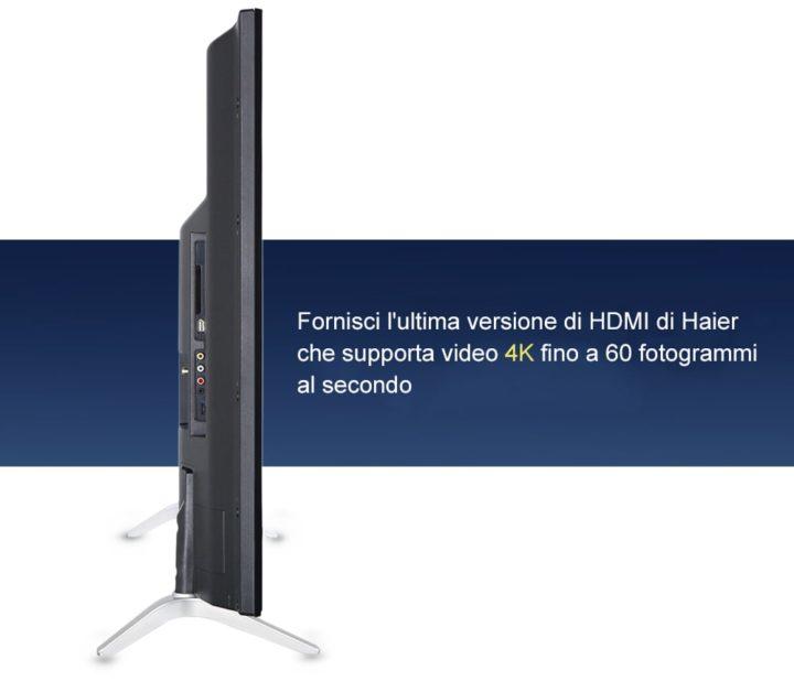 Haier-U55H7000-55-1-720x628 Smart TV 4k da 55 pollici a 364€ in offerta fino al 25 Dicembre