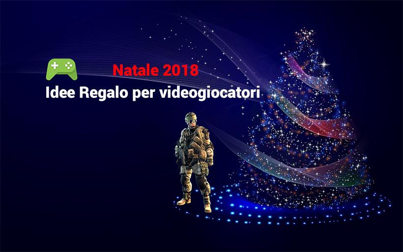 Idee regalo per videogiocatori PC, PS4, Xbox One e Nintendo – Natale 2018