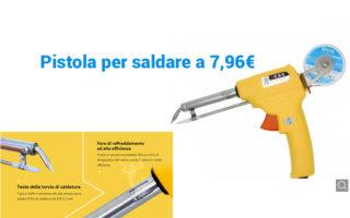 Pistola per saldare con una sola mano a 7.96€, NL – 106A