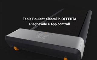 Tapis-Roulant-pieghevole-Xiaomi-Youpin-in-Offerta-320x200 Recensione Tapis Roulant pieghevole Xiaomi A1, fare sport a casa