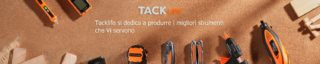 Codici Sconto Tacklife -30%, i migliori utensili Fai da te scontati