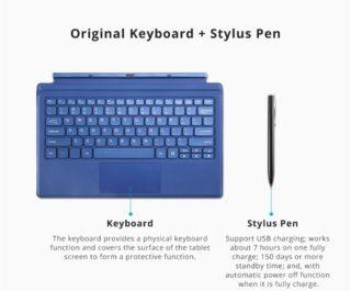 Pipo-W11-2-in-1-6-320x265 Tablet PC Cinese con Stilo in offerta a 219€, solo 50 pezzi