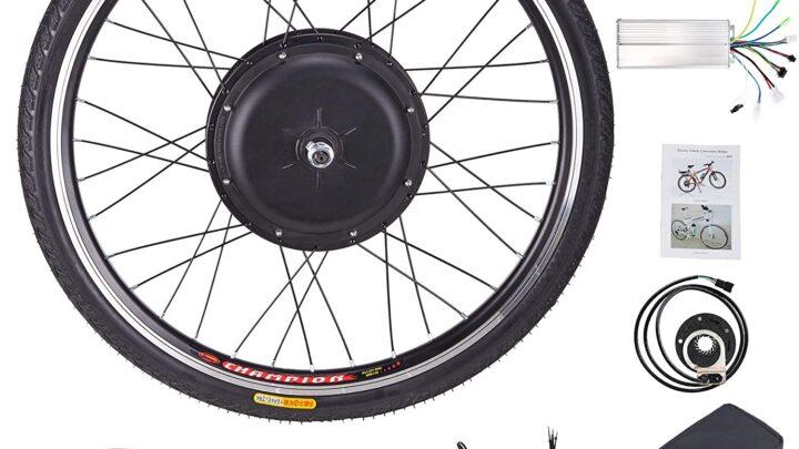 La Ruota elettrica per Bici da 26 – Modifica in e-Bike Facile