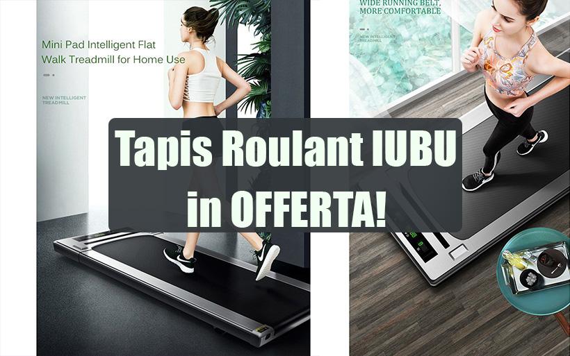 Tapis Roulant per casa in offerta IUBU a 356.00 su Gearbest