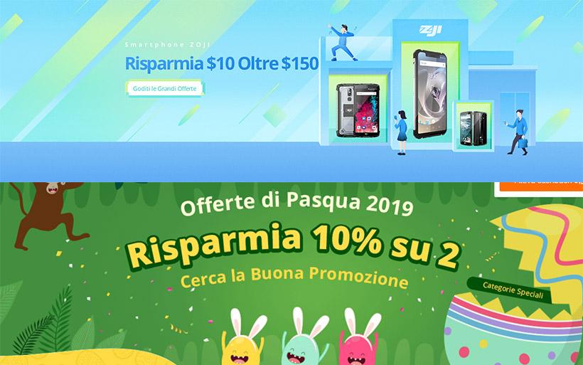Offerte Pasqua 2019 Gearbest – Fai da te, Giochi, Smartphone, mini PC