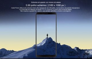 offerta-cubot-power-3-320x206 CUBOT POWER in Offerta a 161€, miglior smartphone economico 6GB RAM|128GBROM