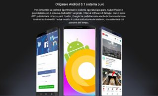 offerta-cubot-power-4-320x195 CUBOT POWER in Offerta a 161€, miglior smartphone economico 6GB RAM|128GBROM
