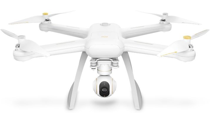 xiaomi-drone-mi-offerta-scheda-tecnica-1-e1554814877739-720x384 Drone Xiaomi Mi 4K WiFi 410€, Offerta e Scheda Tecnica