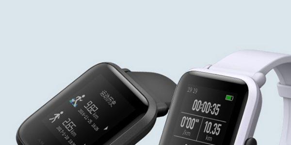 AMAZFIT-A1608-1-600x300 5 Smartwatch Sportivi in offerta -50%, Xiaomi Amazfit