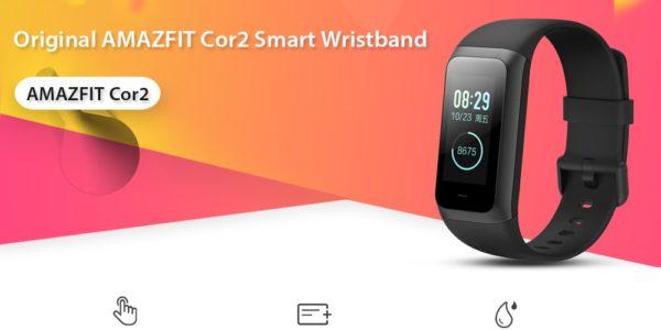 Amazfit-Cor2-3-600x300 5 Smartwatch Sportivi in offerta -50%, Xiaomi Amazfit