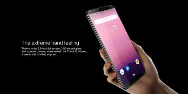 Cubot-J5-offerta-3-600x300 Cubot J5 in Offerta a 54€, smartphone Low Cost da 5.5 pollici