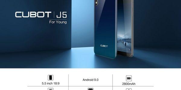 Cubot-J5-offerta-5-600x300 Cubot J5 in Offerta a 54€, smartphone Low Cost da 5.5 pollici