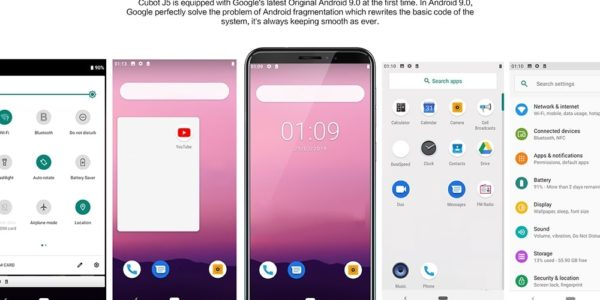 Cubot-J5-offerta-6-600x300 Cubot J5 in Offerta a 54€, smartphone Low Cost da 5.5 pollici
