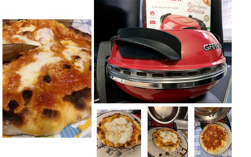 Recensione G3 Ferrari Forno Pizza, TEST cottura e dettagli tecnici