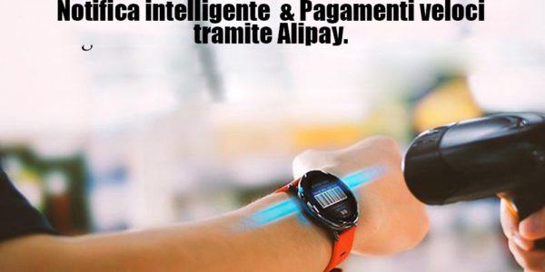Xiaomi-AMAZFIT-1-600x300 5 Smartwatch Sportivi in offerta -50%, Xiaomi Amazfit