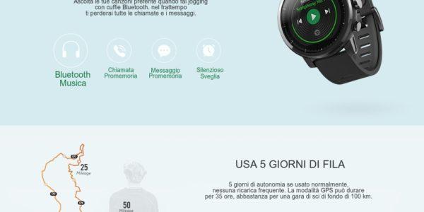 Xiaomi-Amazfit-Stratos-1-600x300 5 Smartwatch Sportivi in offerta -50%, Xiaomi Amazfit