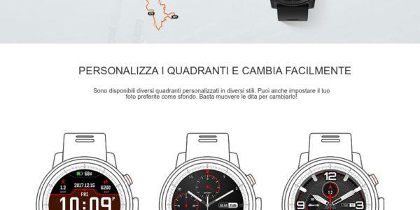 Xiaomi-Amazfit-Stratos-4-600x300 5 Smartwatch Sportivi in offerta -50%, Xiaomi Amazfit