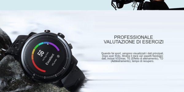 Xiaomi-Amazfit-Stratos-6-600x300 5 Smartwatch Sportivi in offerta -50%, Xiaomi Amazfit