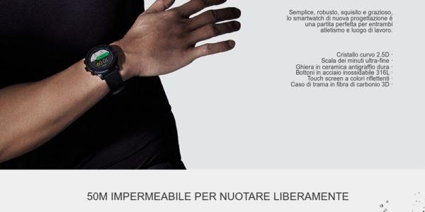 Xiaomi-Amazfit-Stratos-7-600x300 5 Smartwatch Sportivi in offerta -50%, Xiaomi Amazfit