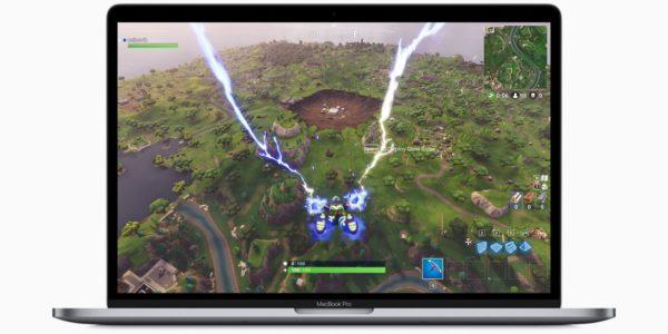apple_macbookpro-8-core_gaming_05212019-600x300 Novità Apple: il primo MacBook Pro 8-core, 40% più veloce