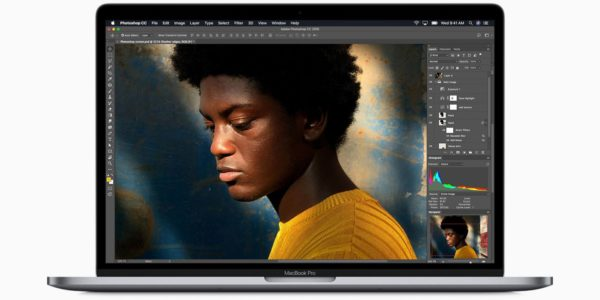 apple_macbookpro-8-core_macos-mojave-adobe-photoshop_05212019-600x300 Novità Apple: il primo MacBook Pro 8-core, 40% più veloce