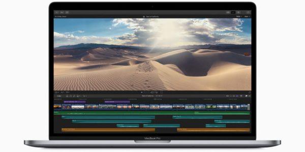 apple_macbookpro-8-core_video-editing_05212019-600x300 Novità Apple: il primo MacBook Pro 8-core, 40% più veloce