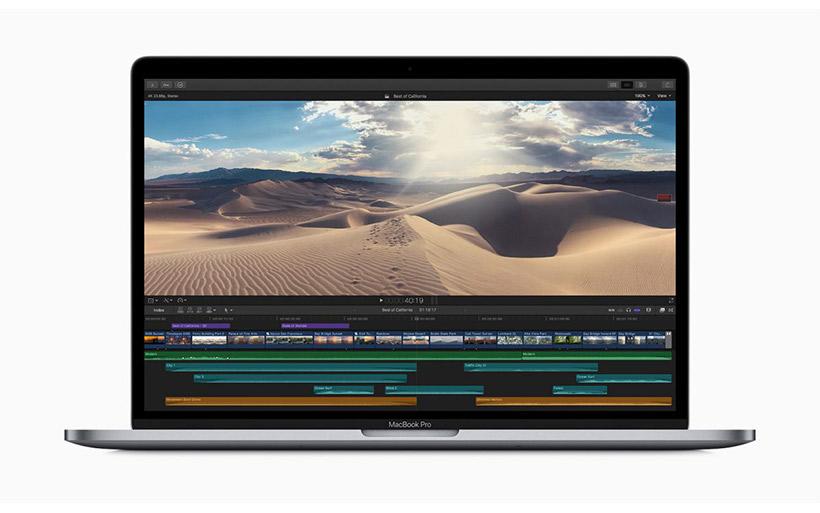 Novità Apple: il primo MacBook Pro 8-core, 40% più veloce