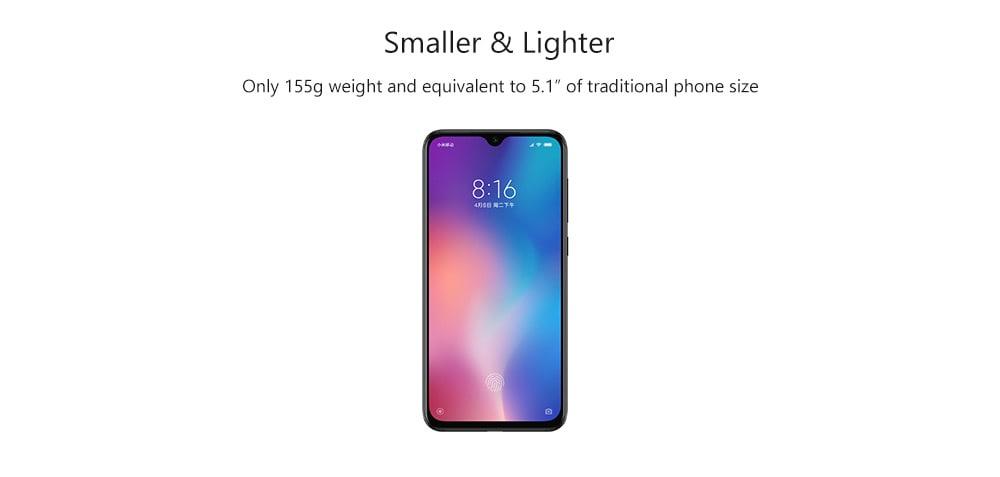 Offerta Xiaomi Mi 9 SE: 249€ per la versione da 6GB ram e 64GB rom