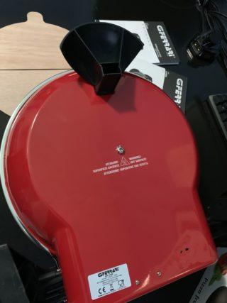 recensione-ferrari-g3-fornetto-pizza-19-320x427 Recensione G3 Ferrari Forno Pizza, TEST cottura e dettagli tecnici