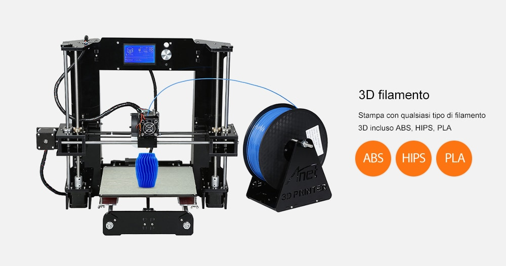Guida completa Stampanti 3D, cosa realizzare e quale comprare