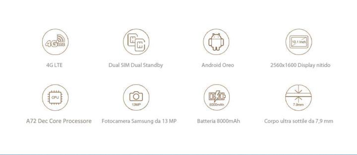 1529831649493765-720x313 Recensione Chuwi Hi9 Air, il tablet 4G da 10 pollici a meno di 200€