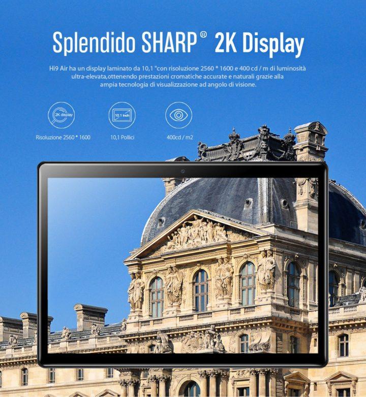 1529831649616539-720x782 Recensione Chuwi Hi9 Air, il tablet 4G da 10 pollici a meno di 200€
