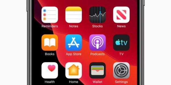 Apple-ios-13-home-screen-iphone-xs-06032019-600x300 iOS 13, il nuovo sistema operativo di casa Apple, le novità