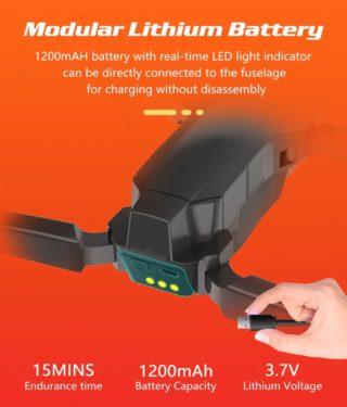 GlobalDrone-GD89-4-320x375 Il drone più venduto in Italia: GlobalDrone GD89, WiFi 1080P